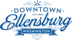 Logo Ellensburg Downtown Association