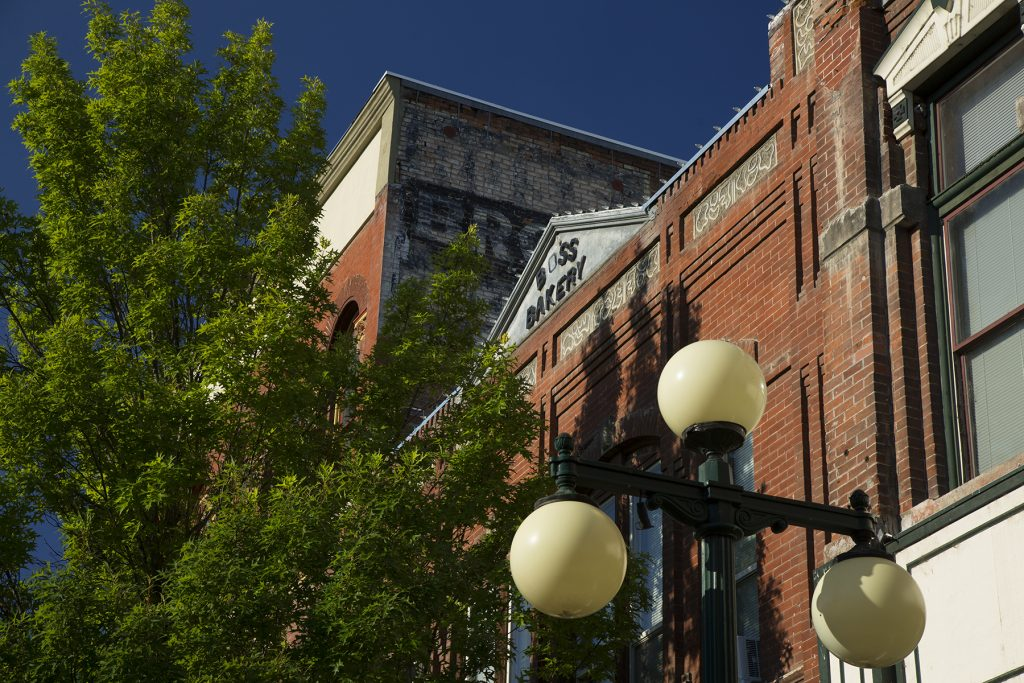 Historic Downtown Ellensburg