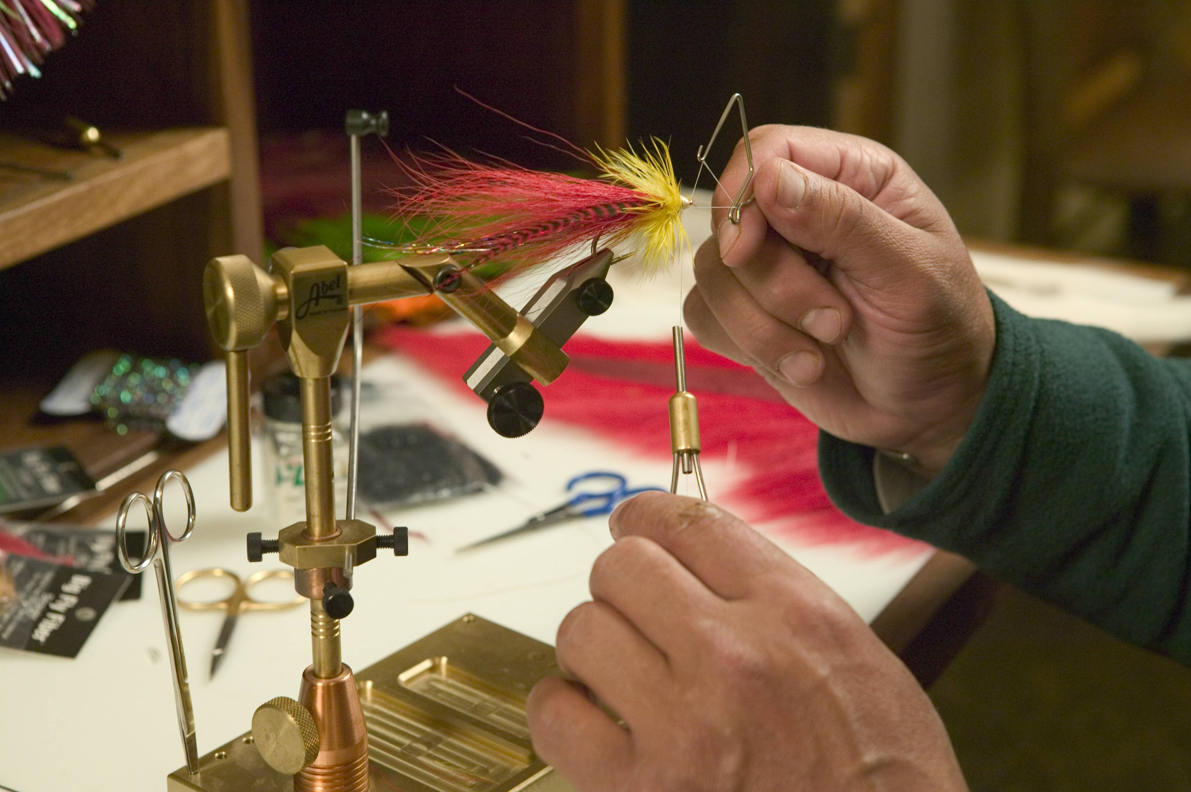 Image result for fly tying pictures